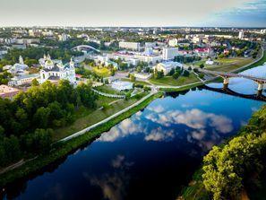 Szállás Vitebsk, Fehéroroszország