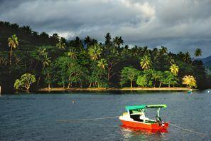Szállás Pacific Harbour, Fidzsi
