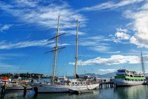 Szállás Port Denarau, Fidzsi