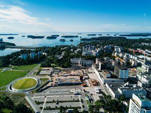 Szállás Espoo, Finnország
