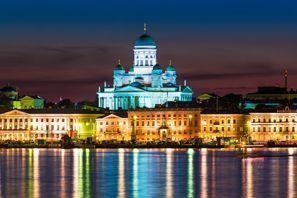 Szállás Helszinki, Finnország