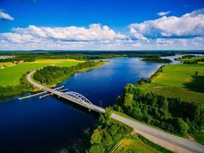 Szállás Iisalmi, Finnország