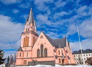 Szállás Kemi, Finnország