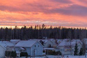 Szállás Kerava, Finnország