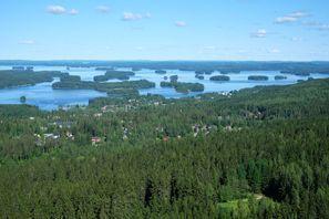 Szállás Kuopio, Finnország