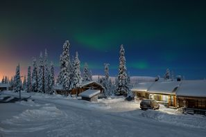 Szállás Kuusamo, Finnország