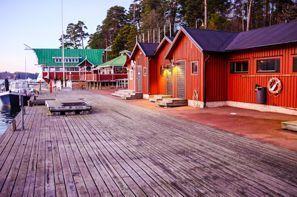 Szállás Maarianhamina, Finnország