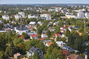 Szállás Rauma, Finnország