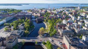 Szállás Tampere, Finnország