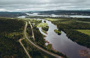 Szállás Ylitornio, Finnország
