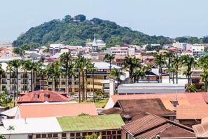 Szállás Cayenne, Francia Guiana