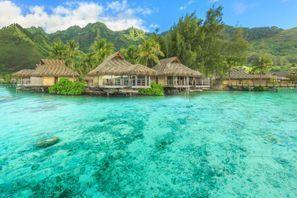 Szállás Papeete, Francia Polinézia