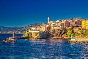 Szállás Bastia, Franciaország - Korzika