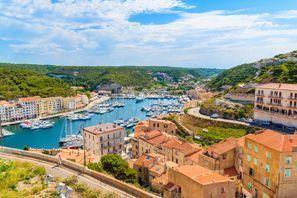 Szállás Bonifacio, Franciaország - Korzika
