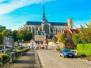 Szállás Amiens, Franciaország