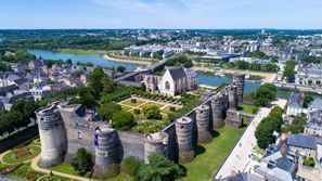Szállás Angers, Franciaország