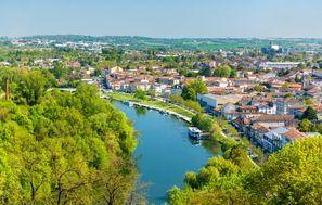 Szállás Angouleme, Franciaország