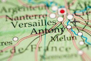Szállás Antony, Franciaország