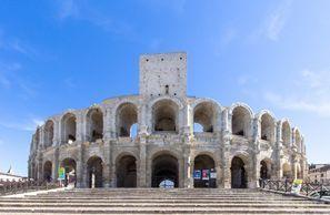 Szállás Arles, Franciaország