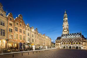 Szállás Arras, Franciaország