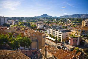 Szállás Aubagne, Franciaország
