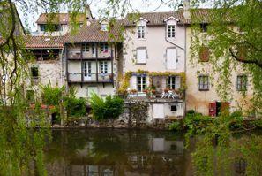 Szállás Aurillac, Franciaország