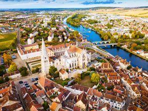 Szállás Auxerre, Franciaország