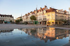 Szállás Beauvais, Franciaország