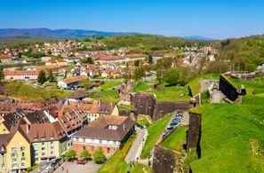 Szállás Belfort, Franciaország