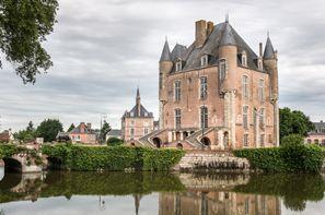 Szállás Bellegarde, Franciaország