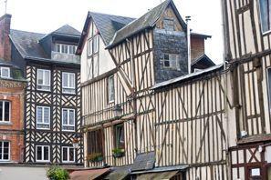 Szállás Bernay, Franciaország