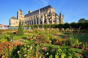 Szállás Bourges, Franciaország