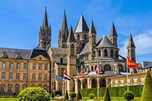 Szállás Caen, Franciaország