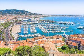 Szállás Cannes, Franciaország