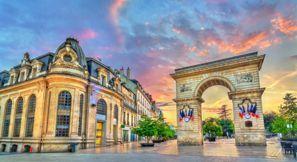 Szállás Dijon, Franciaország