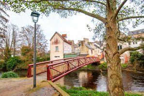 Szállás Guingamp, Franciaország