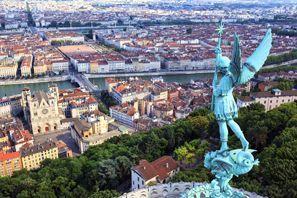 Szállás Lyon, Franciaország