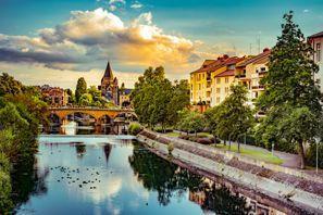Szállás Metz, Franciaország