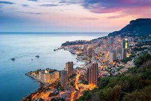 Szállás Monaco, Franciaország