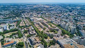 Szállás Montpellier, Franciaország