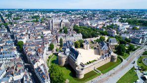 Szállás Nantes, Franciaország