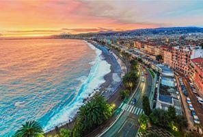 Szállás Nizza, Franciaország