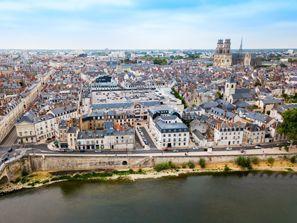 Szállás Orleans, Franciaország