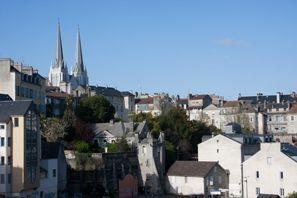 Szállás Pau, Franciaország