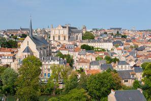 Szállás Poitiers, Franciaország