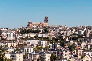 Szállás Rodez, Franciaország