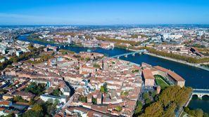 Szállás Toulouse, Franciaország