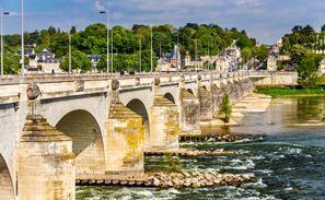Szállás Tours, Franciaország