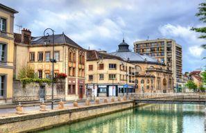 Szállás Troyes, Franciaország