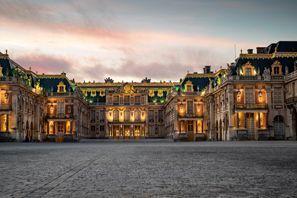 Szállás Versailles, Franciaország